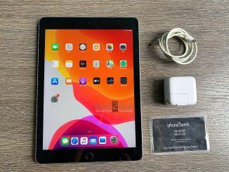 ขาย iPad Gen 6 สีดำ 32gb Wifi เครื่องศูนย์ไทย มือสอง ราคาถูก