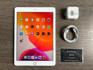 ขาย iPad 5 สีทอง 32gb Wifi เครื่องศูนย์ไทย มือสอง ราคาถูก