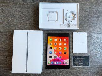 ขาย iPad Mini 5 สีดำ 64gb Wifi ครบกล่อง มือสอง ประกันเหลือ