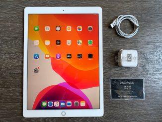ขาย iPad Pro 12.9 สีทอง 32gb Wifi เครื่องศูนย์ iStudio มือสอง ราคาถูก