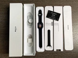 ขาย Apple Watch S3 สีดำ 42mm ศูนย์ไทย มือสอง ราคาถูก