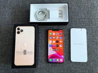 ขาย iPhone 11 Pro Max สีทอง 64gb ครบกล่อง ประกันเหลือ ราคาถูก