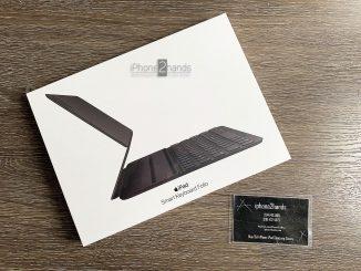 ขาย Keyboard iPad Pro 11 รุ่น 2 มือ 1 ไทย - Eng ยังไม่แกะซีล
