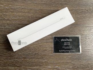 ขาย Apple Pencil 2 มือ 1 ศูนย์ไทย ประกันเต็ม 1 ปี ยังไม่แกะกล่อง
