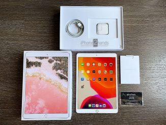 ขาย iPad Pro 10.5 สีชมพู 256gb Wifi ศูนย์ไทย มือสอง ราคาถูก
