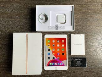 ขาย iPad Mini 5 สีทอง 64gb Wifi ศูนย์ไทย มือสอง ประกันเหลือ ราคาถูก
