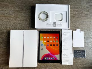 ขาย iPad Gen 6 สีดำ 128gb Cel Wifi มือสอง ประกันเหลือ ราคาถูก