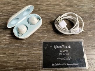 ขายหูฟัง Galaxy Buds มือสอง ราคาถูก ใช้งานปกติ