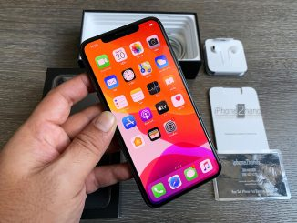 ขาย iPhone 11 Pro Max สีดำ 256gb ประกันยาวๆ มีนา 64 ปีหน้า ราคาถูก