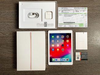 ขาย iPad Pro 9.7 สีชมพู 32gb Wifi ศูนย์ไทย ครบกล่อง พร้อมใบเสร็จ