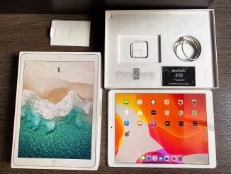 ขาย iPad Pro 12.9 Gen 2 สีทอง 64gb Wifi มือสอง ราคาถูก