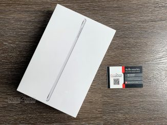 ขาย iPad Mini 4 สีเงิน 128gb Wifi ศูนย์ไทย มือ 1 ยังไม่แกะกล่อง