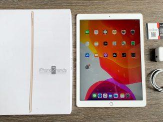 ขาย iPad Pro 12.9 สีทอง 128gb Wifi ศูนย์ไทย มือสอง ราคาถูก