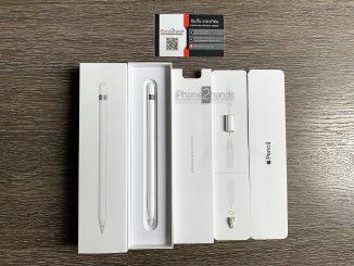 ขาย Apple Pencil Gen 1 เครื่องศูนย์ไทย ประกันเหลือ ราคาถูก