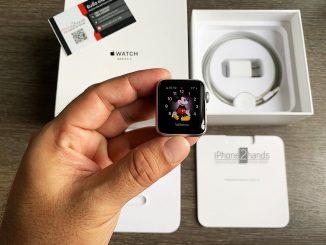 ขาย Apple Watch S3 Cel 38mm ตัวแพง ศูนย์ไทย มือสอง ราคาถูก