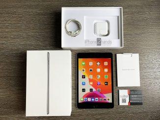 ขาย iPad Mini 5 สีดำ 64gb Wifi มือสอง ประกันเหลือ ราคาถูก