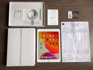 ขาย iPad Gen 5 สี Silver 32gb Wifi ศูนย์ไทย มือสอง ราคาถูก