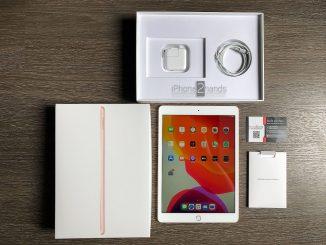 ขาย iPad 7 สีทอง 64gb Wifi ประกันยาวๆ ถึง 27 พฤษภาคม 64 ปีหน้า