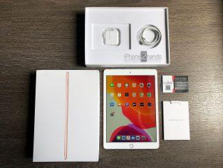 ขาย iPad Gen 7 สีทอง 128gb Cel Wifi ประกันยาวๆ 11 เดือน ราคาถูก