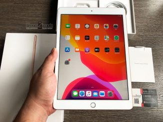 ขาย iPad Gen 7 สีทอง 32gb Wifi ประกันยาวๆ 6 เดือน ราคาถูก