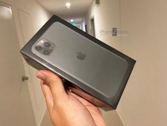 ขาย iPhone 11 Pro Max สีเขียว 256gb ศูนย์ไทย มือ 1 ประกัน 1 ปีเต็ม