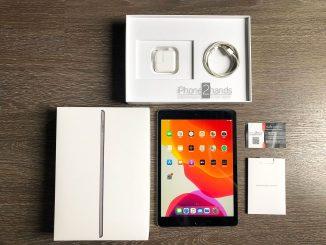 ขาย iPad Gen 7 สีดำ 128gb Wifi ประกันเหลือ ราคาถูก