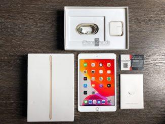 ขาย iPad Mini 4 สีทอง 16gb Wifi ศูนย์ไทย มือสอง ราคาถูก
