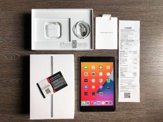 ขาย iPad Mini 5 สีดำ 64gb Cel Wifi ประกัน 2 ปี ซื้อ Apple Care