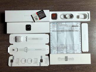 ขาย Apple Watch S5 สี Silver 44MM GPS ประกัน สิงหา 64