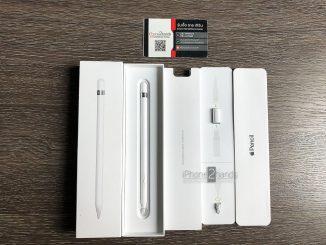 ขาย Apple Pencil Gen 1 เครื่องศูนย์ไทย มือสอง ราคาถูก
