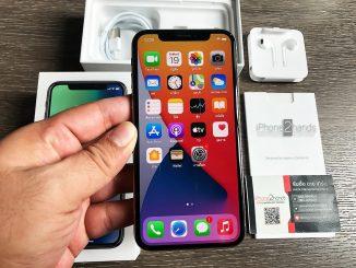 ขาย iPhone X สีขาว 256gb ศูนย์ไทย ครบกล่อง มือสอง ราคาถูก