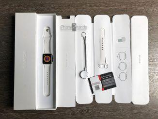 ขาย Apple Watch S1 Gen 2 สีขาว 38MM ศูนย์ไทย มือสอง ราคาถูก