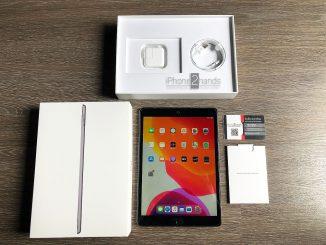 ขาย iPad Gen 7 สีดำ 32gb Wifi ศูนย์ไทย ประกันยาวๆ พฤษภา 64