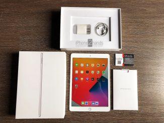 ขาย iPad Gen 8 สี Silver 32gb Wifi ประกันยาวๆ 11 เดือน