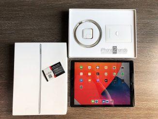 ขาย iPad Pro 12.9 สีดำ 128gb Cel Wifi มือสอง ราคาถูกมาก
