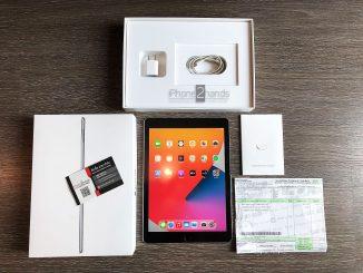 ขาย iPad Air 2 สีดำ 32gb Wifi ศูนย์ไทย มือสอง ราคาถูก