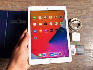 ขาย iPad Pro 9.7 สี rose gold 128gb Wifi ศูนย์ไทย มือสอง ราคาถูก