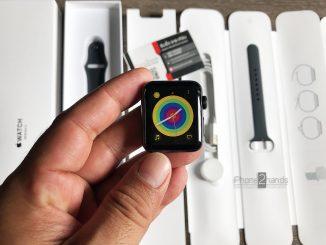 ขาย Apple Watch S3 สีดำ 40MM ประกันยาวๆ 22 กันยา 64 ปีหน้า