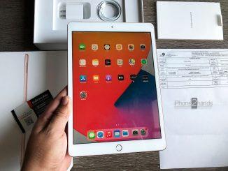 ขาย iPad Gen 8 สีทอง 32gb Wifi ศูนย์ไทย ประกัน 11 เดือน