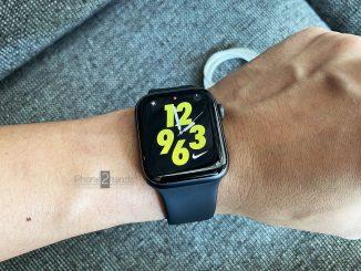 ขาย Apple Watch Series 4 44MM Nike GPS มือสอง ราคาถูก
