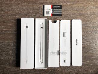 ขาย Apple Pencil Gen 1 เครื่องศูนย์ iStudio อุปกรณ์ครบกล่อง