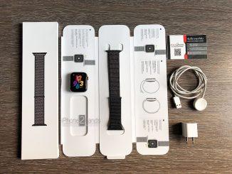 ขาย Apple Watch S4 สีดำ Nike 44MM Cel ศูนย์ไทย มือสอง ราคาถูก