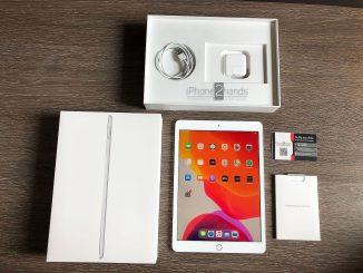 ขาย iPad Gen 7 สี Silver 32gb Wifi มือ1 ประกันยาวๆ 1ปี ราคาถูก