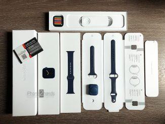 ขาย Apple Watch S6 สี Blue 40MM GPS ประกัน 22 ตุลาคม 64 ปีหน้า ราคาถูก