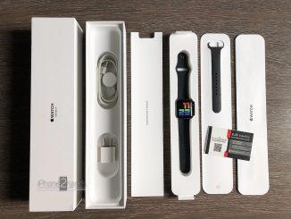 ขาย Apple Watch S3 สีดำ 38mm มือสอง ราคาถูก