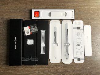 ขาย Apple Watch SE Nike สี Silver 44MM GPS ประกัน พฤศจิกา 64 ปีหน้า