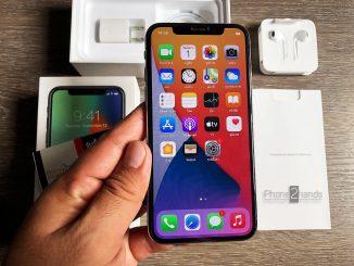 ขาย iPhone X สีขาว 256gb ศูนย์ไทย มือสอง ราคาถูก