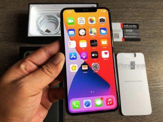 ขาย iPhone 11 Pro Max สีเขียว 256gb ศูนย์ไทย มือสอง ราคาถูก ประกันเหลือ