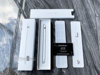 ขาย Apple Pencil Gen 1 ประกันยาวๆ กันยายน 64 ปีหน้า ราคาถูก