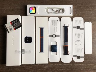 ขาย Apple Watch S6 สี Blue 44MM GPS ประกันยาวๆ ราคาถูก